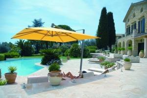 Садовые и уличные зонты Glatz