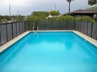 Ограждения для бассейнов