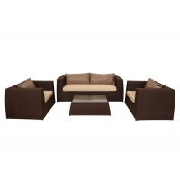 Комплект мебели Мелаж шоколад